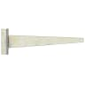 A Perry No.120 Strong Tee Hinges 350mm Galvanised Pack of 10