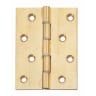 Eclipse Washered Butt Hinges 102 x 76 x 2mm Polished Stainless Steel