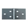 A Perry No.400 Cranked Backflap Hinges 63mm