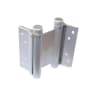 A Perry No.930 Double Action Spring Hinges With Fittings 125mm
