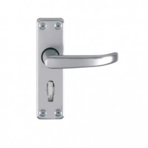 Excell Contract Suite Bathroom Lever 154 x 40mm