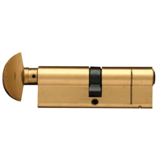 UAP Hi-Security 40/40 (40-10-40) Anti-Snap Euro Double Cylinder Lock