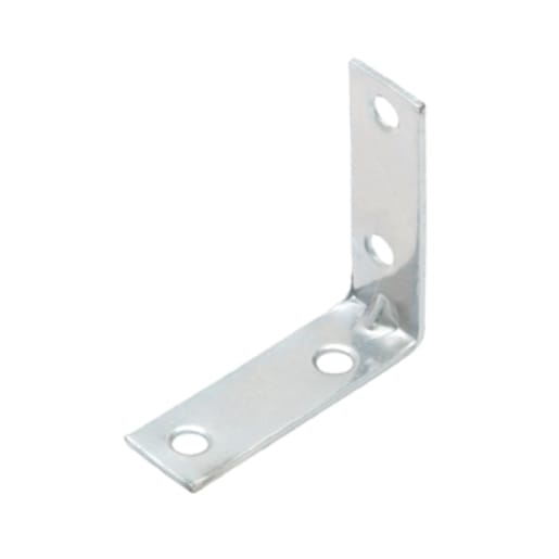 Perry No.319 Corner Brace Countersunk Inside & Out 25mm