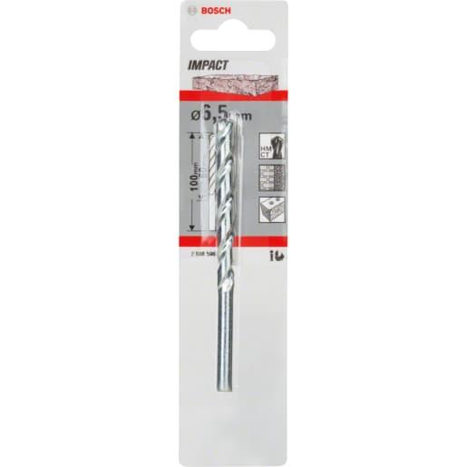 Bosch Impact Masonry Drill Bit 100 x 6.5mm
