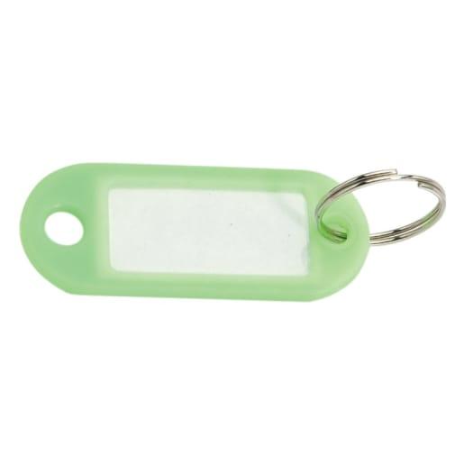 Hiatt Key Tags Plastic Assorted