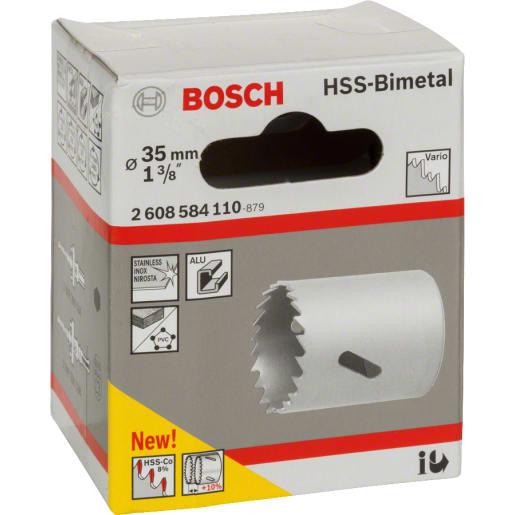 Bosch HSS Bi-Metal Holesaw 35mm Dia