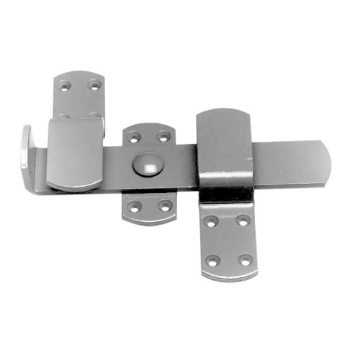 A Perry No.509 Kickover Stable Latches Galvanised Pack of 5