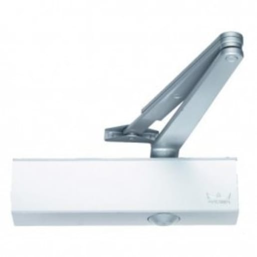 Dorma TS72VBC Door Closer Size 2-4 Square Cover Arm PA Bracket Silver