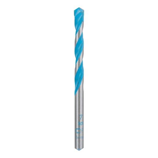 Bosch Drilling Multi-Construction Drill Bit 7mm Silver