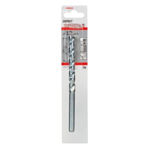 Bosch Impact Masonry Drill Bit 150 x 12mm