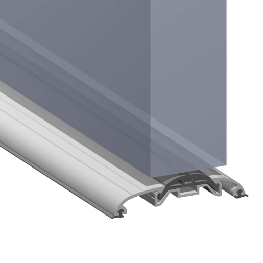 Stormguard SG100 Threshold Door Sill 1000mm L Aluminium