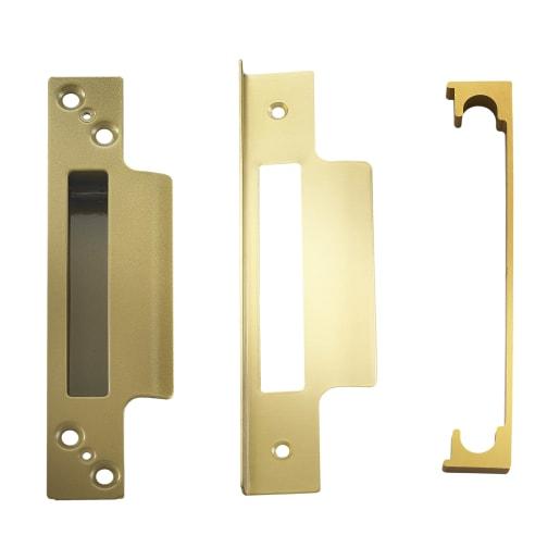 Legge 42 Rebate Conversion Set 13mm Polished Brass