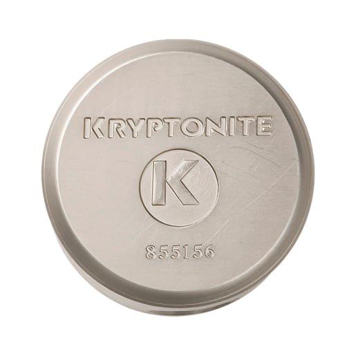 Kryptonite Shackle-less Padlock 37mm D Silver