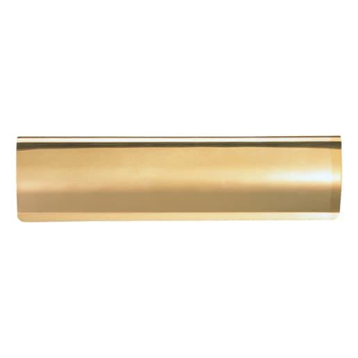 Carlisle Brass Letter Tidy 91 x 300mm Polished Brass