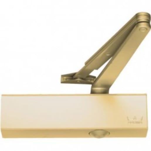 Dorma TS71 VBC Door Closer 232 x 105mm Gold