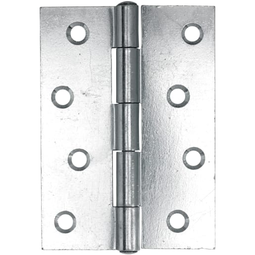 Perry No.1838 Light Pattern Narrow Butt Hinge 75 x 49mm