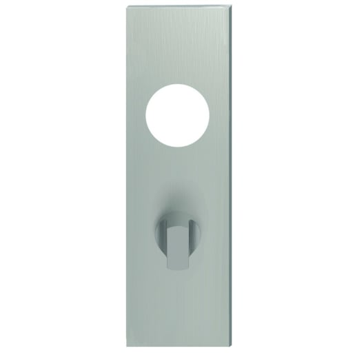 Eurospec Square Euro Cylinder Plates With Small Indicator and Turn