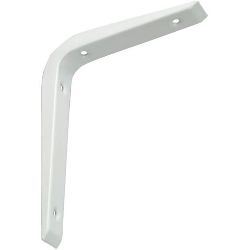 Fairways Shelf Bracket Reinforced White 150mm x 125mm DRB15