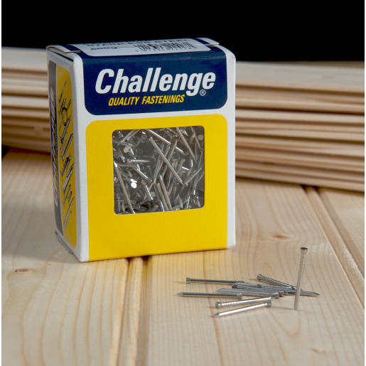 Challenge Bright Steel Panel Pin 40 x 1.6mm Uncoated