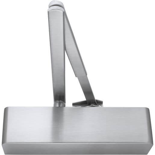 Arrone Door Closer Size 2-4 Stainless Steel Cover & Arm