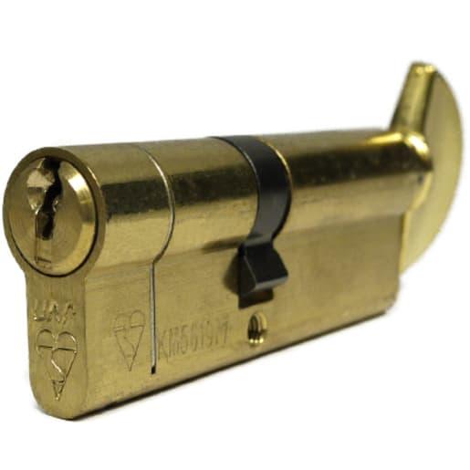 UAP High Security Euro Thumbturn Cylinder Lock 30T-10-50 90mm L