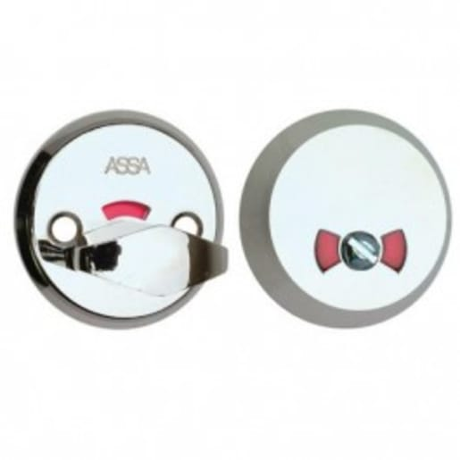Assa Abloy 265 Toilet Thumbturn Accessory Set with Indicator 52mm