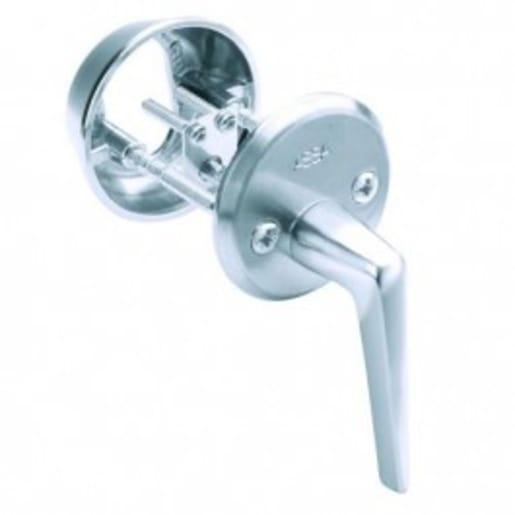 Assa Abloy 9256 Disabled Thumbturn Set 13mm Size Satin Chrome